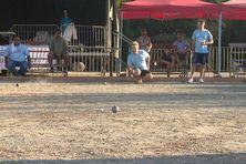 La compétition a commencé jeudi par l'open tête à tête.