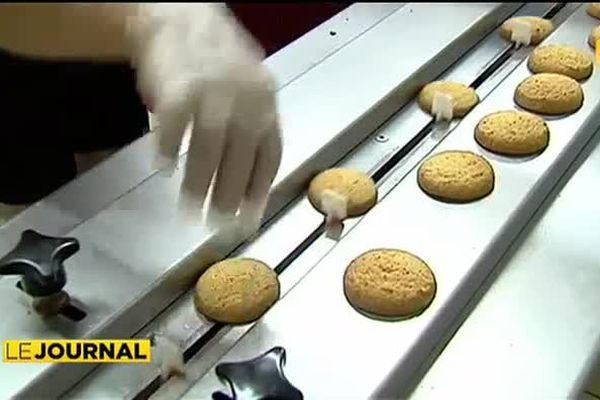 De delicieux gâteaux à la farine de uru