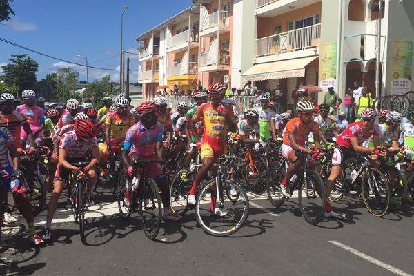 Tour cycliste Guadeloupe 2015