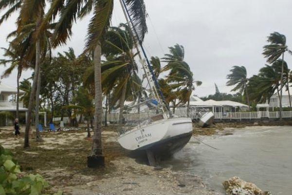 Le Gosier, en Guadeloupe.