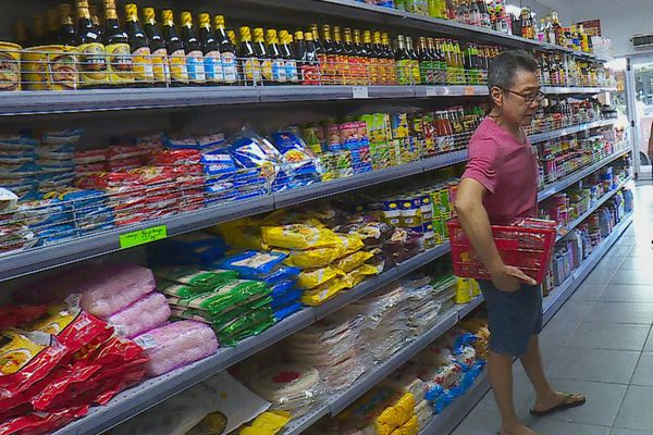 Coronavirus: peu d'impact sur les importations chinoises