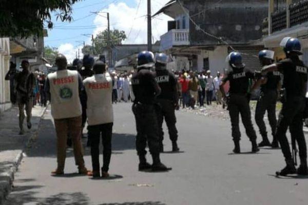 POLICE COMORES
