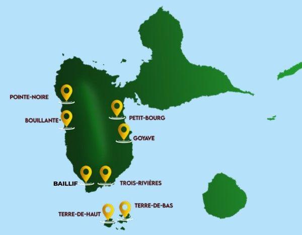 Plan régional d'implantation de déchetteries en Basse-Terre, d'ici 2021