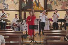 Hier, le succès était au rendez-vous lors du concert de Noël en l'église de Saint- Louis.