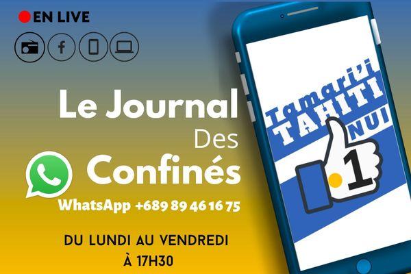 Le journal des confinés : Tamarii Tahiti Nui