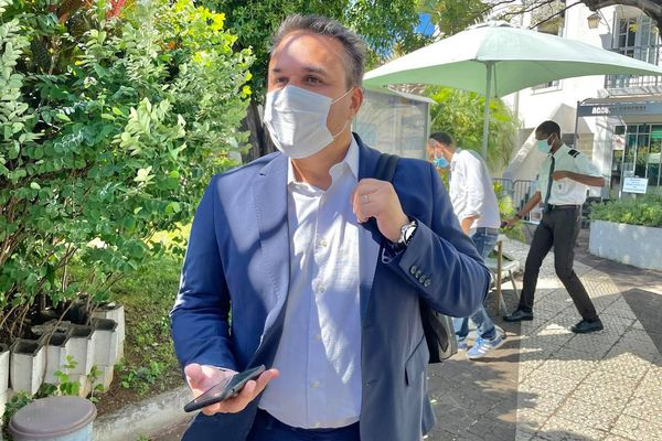 Didier Rpbert aux Régionales de 2021