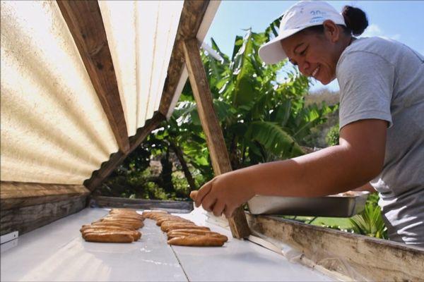 Ua Pou : rencontre avec Aleita, agricultrice polyvalente