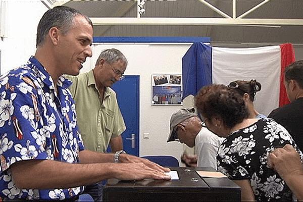 Election UMP Nouvelle-Calédonie