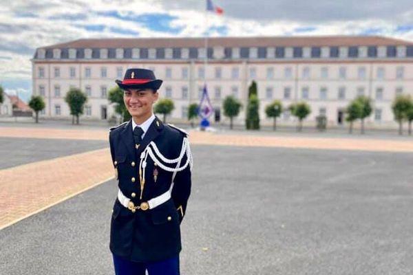 A Paris, la gendarme Puai va bientôt servir dans la Garde républicaine
