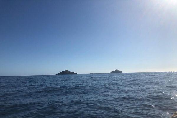 les îlots Choizil