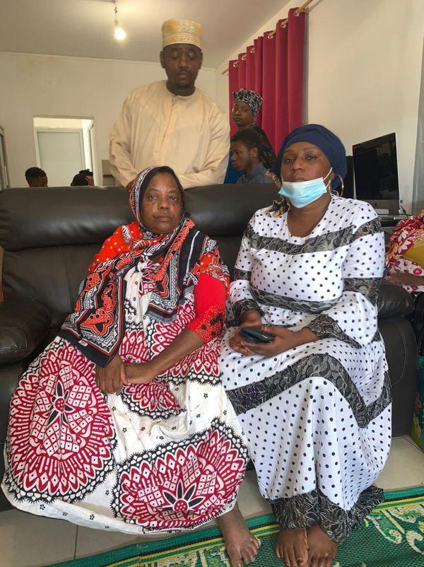 Mariame MADi, mère d'Ali Mohamed