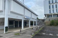 Campus de  Schoelcher de l'Université des Antilles.