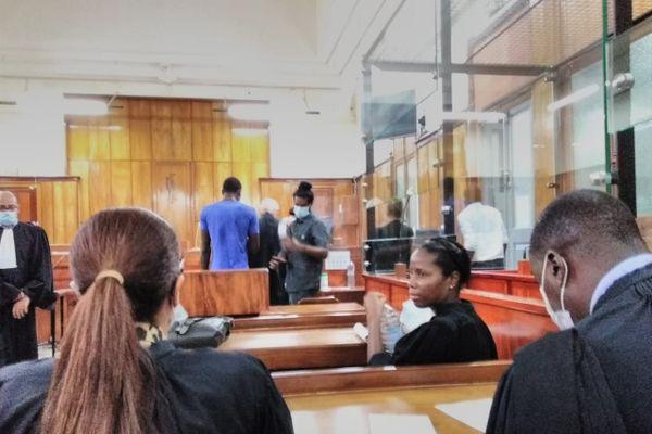 Cour d'Assises de la Guadeloupe