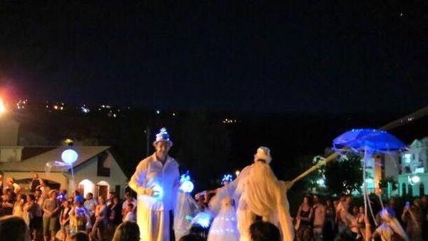 Leu Tempo Festival : la parade de clôture a enflammé les rues