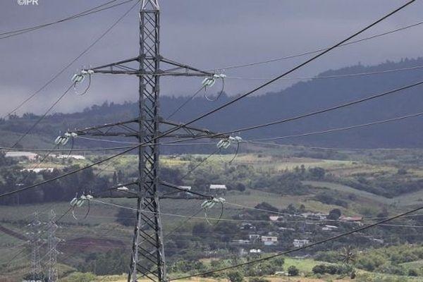Record historique de la consommation électrique, mardi, à La Réunion