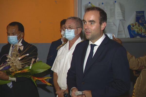 Sébastien Lecornu Ouvéa 1