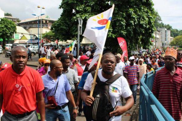manifestant Abal