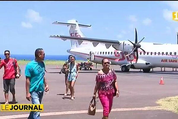 Les prestataires victimes co latérales de la grève d'Air Tahiti de 2016