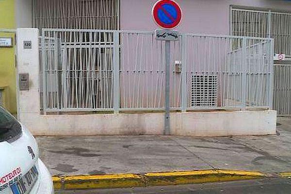 Résidence rue Lory-les-Hauts arrestation