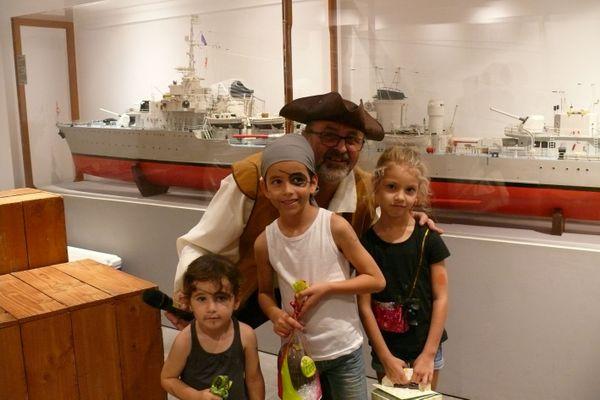 Pâques 2018 au musée maritime 31 mars