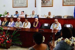 session extraordinaire Assemblée Territoriale 2019