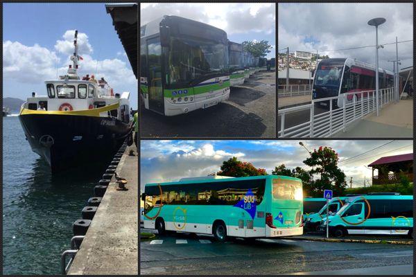 transports en commun de Martinique