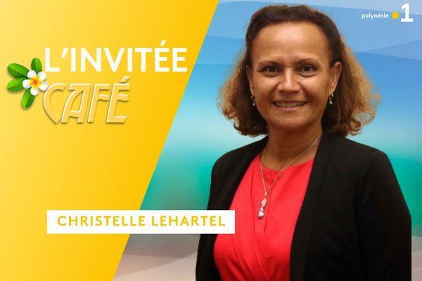 Christelle Lehartel : invitée café