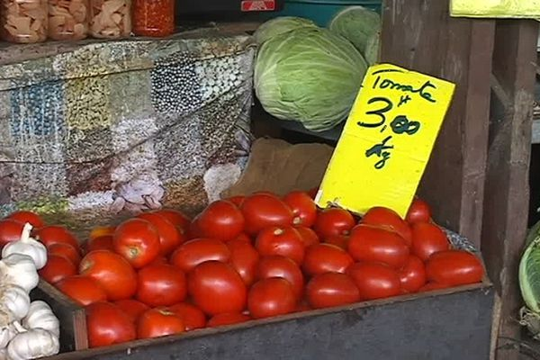 Prix des tomates en hausse