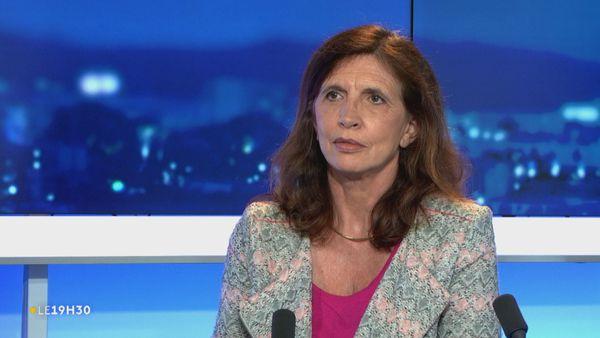 Michèle Léridon, membre du Conseil supérieur de l'audiovisuel CSA