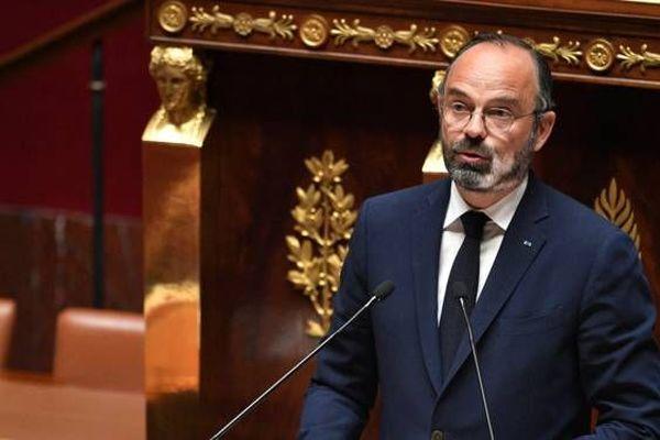 Edouard Philippe à l'Assemblée