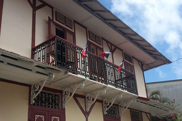 Les drapeaux de Maud Rullier