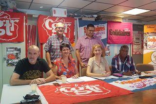 Solidaires et CGTR Finances publiques