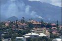 Un incendie en cours au Mont-Dore