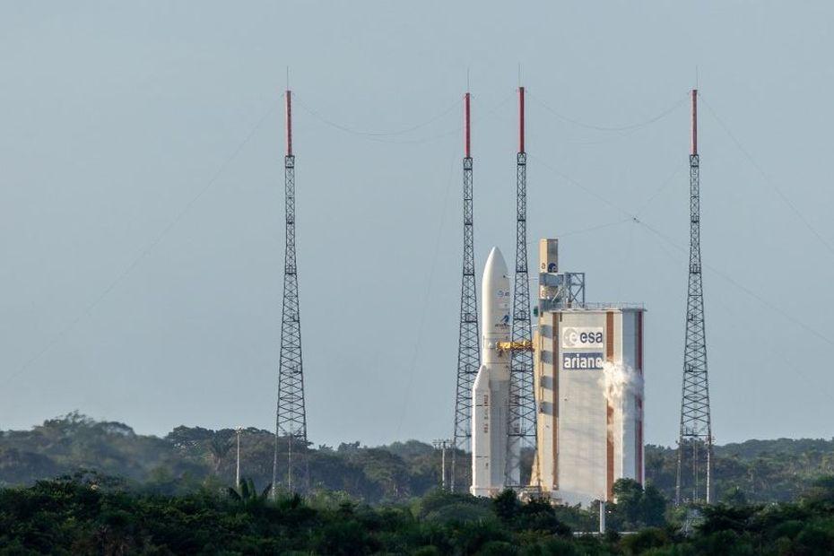 Le lancement d'Ariane 5 de nouveau reporté - Outre-mer la 1ère