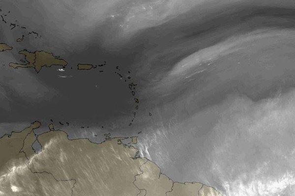 carte météo vapeur d'eau
