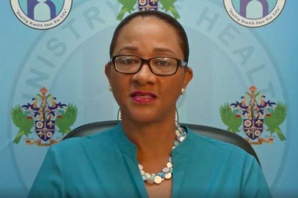 Dr Sharon Belmar-George, Sainte Lucie
