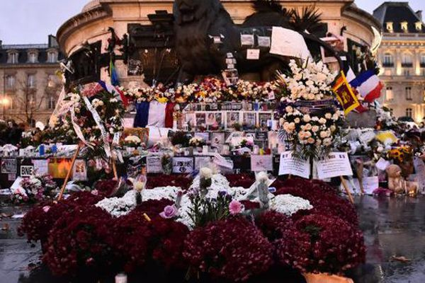 hommage aux victimess
