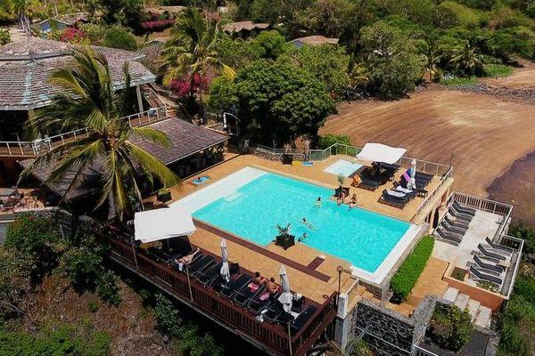 hôtel de Mayotte