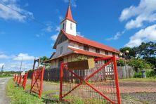 L'église d'Iracoubo