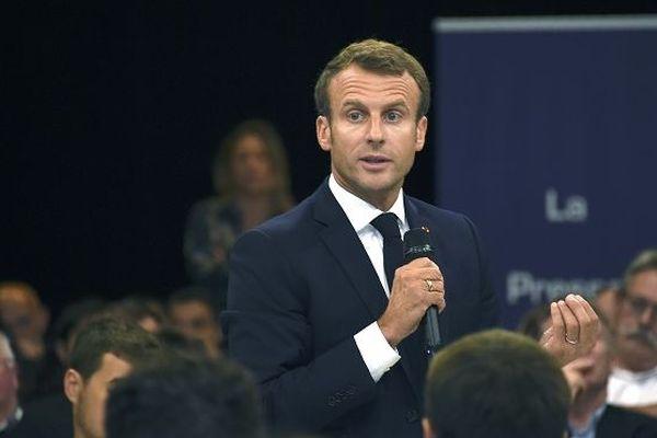 Emmanuel Macron sera en visite à La Réunion du 23 au 25 octobre