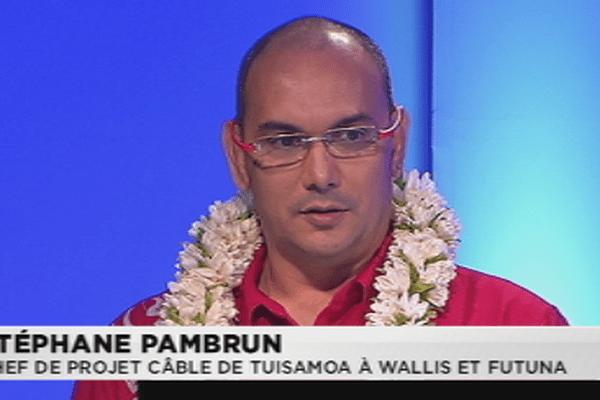 Stéphane Pambrun, Chef du projet Tuisamoa à Wallis et Futuna