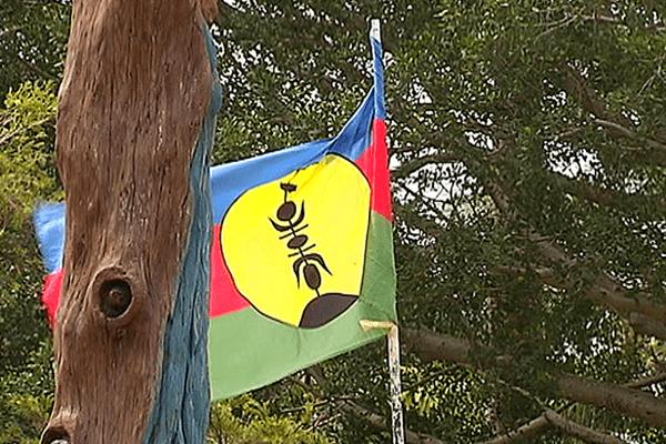 Anniversaire des 30 ans du drapeau du FLNKS (01/12/2014)