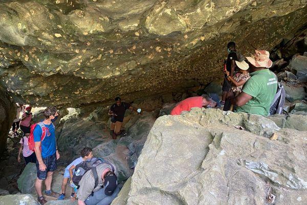 grotte de M'tsoumbatsou