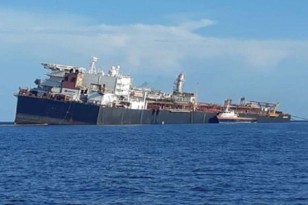 Trinidad et Tobago naufrage petrolier