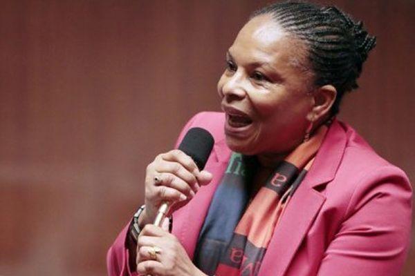 Christiane Taubira (AN, février 2013)