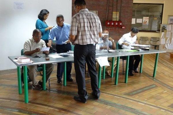 Opérations de vote