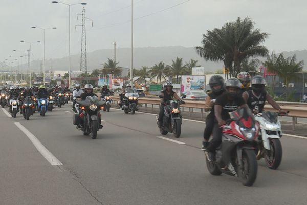 Les motard en colère
