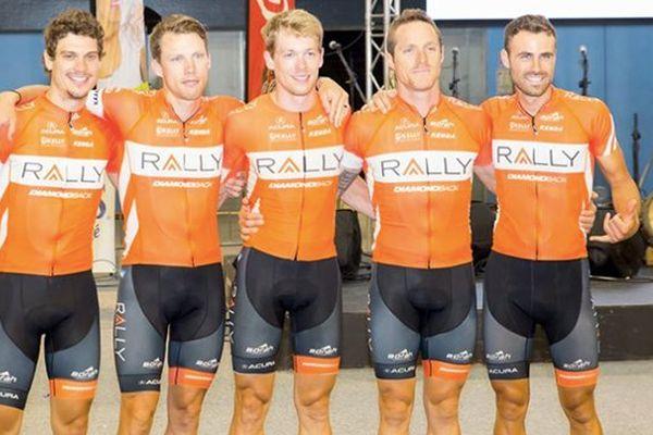Cyclistes américains