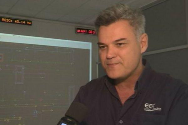 François Berger, directeur de la distribution EEC
