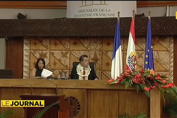 Marcel Tuihani 75e président de l'Assemblée de Polynésie